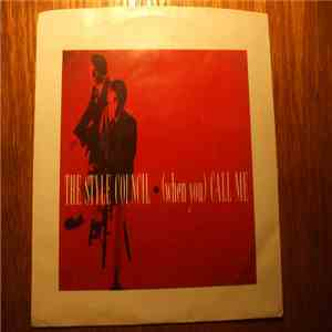 The Style Council - (When You) Call Me album