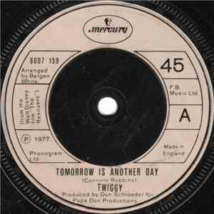 Twiggy  - Tomorrow Is Another Day album
