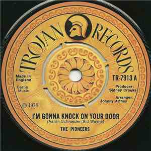 The Pioneers - I'm Gonna Knock On Your Door album
