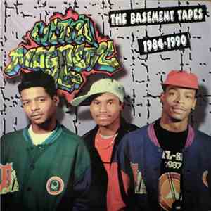 Ultramagnetic MC's - The Basement Tapes 1984-1990 album