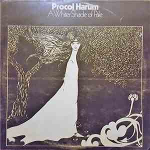 Procol Harum - A Whiter Shade Of Pale / A Salty Dog album