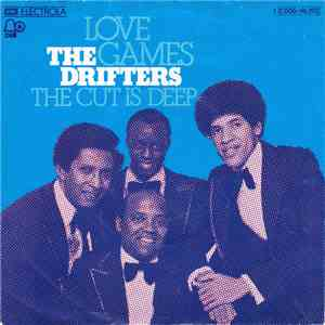 The Drifters - Love Games album