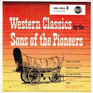 The Sons Of The Pioneers - Western Classics album