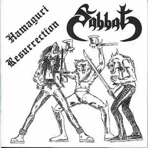 Sabbat - Hamaguri Resurrection album