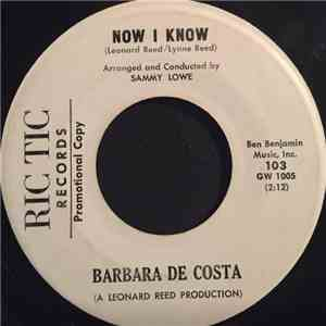 Barbara De Costa - Now I Know / The One In Your Arms album