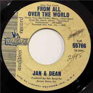 Jan & Dean - (Here They Come) From All Over The World album