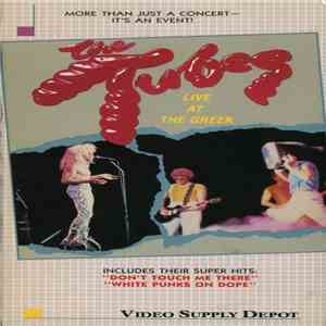 The Tubes - Live At The Greek album