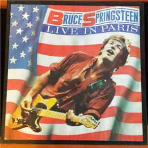 Bruce Springsteen - Live In Paris album