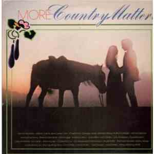 Various - More Country Matters album