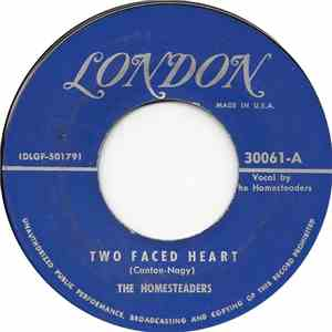 The Homesteaders - Two Faced Heart album