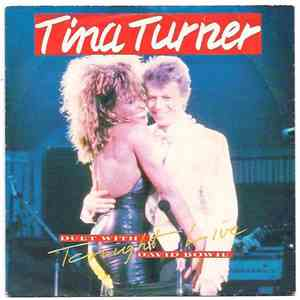 Tina Turner Duet With David Bowie - Tonight (Live) album