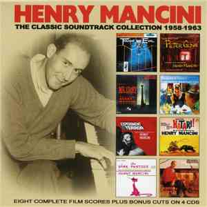 Henry Mancini - The Classic Soundtrack Collection 1958-1963 album