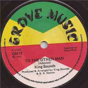 King Sounds - To The Other Man album