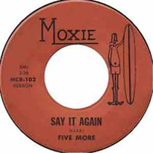 Five More  - Say It Again / She Cares album