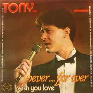 Tony - never.... for ever album