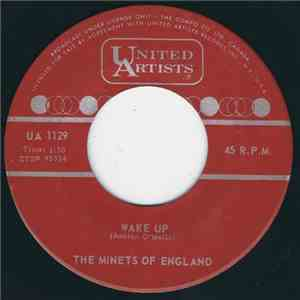 The Minets Of England - Wake Up album