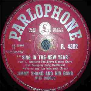 Jimmy Shand And His Band - Sing In The New Year album