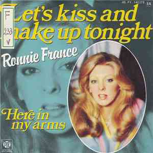 Ronnie France - Let's Kiss And Make Up Tonight album