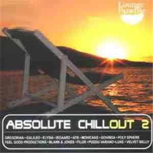 Various - Absolute Chillout 2 album