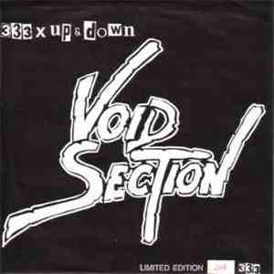 Void Section  - Up & Down album