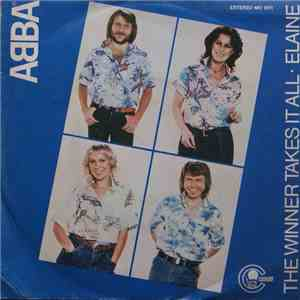 ABBA - The Winner Takes It All / Elaine album