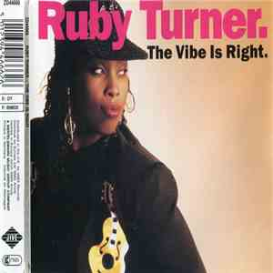 Ruby Turner - The Vibe Is Right album