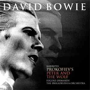 David Bowie, Prokofiev, Eugene Ormandy, The Philadelphia Orchestra - Peter And The Wolf album